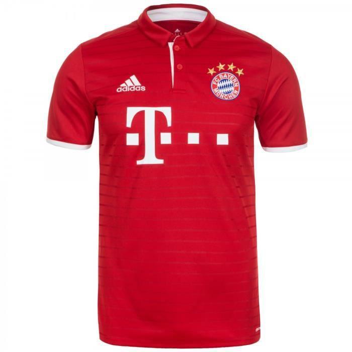 28a61ac64fd MAILLOT DE FOOTBALL Maillot de football adidas Performance FC Bayern M