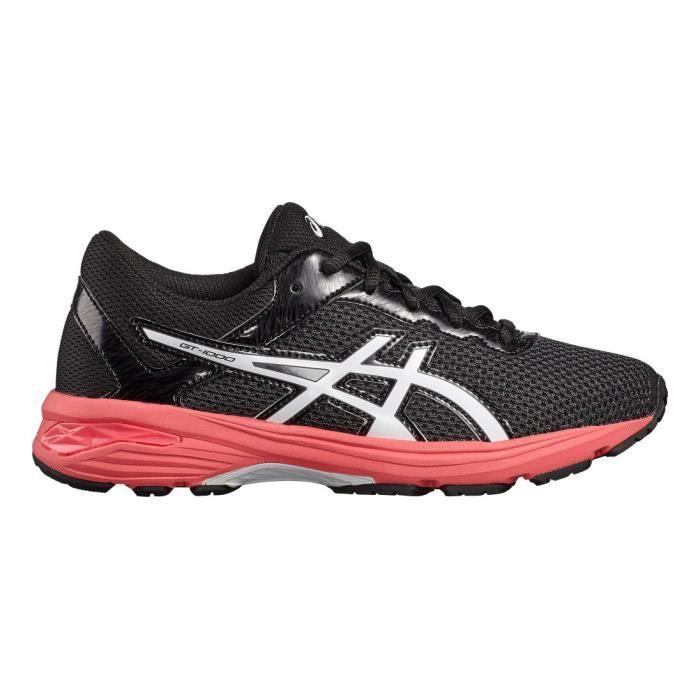 Asics Chassures de running GT 1000 6 GS Asics soldes Argent hzVP6YGiPN