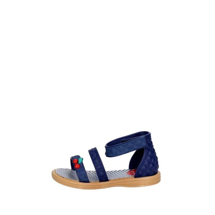 Grendha Sandale Fille Bleu, 24