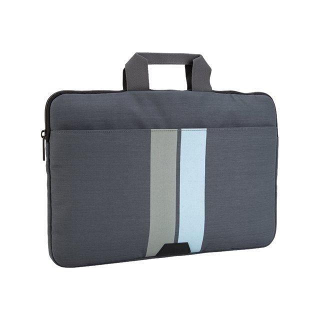 Ordinateur Tissu Bleuté Sacoche Pour 14