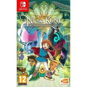 JEU PS4 NOUVEAUTÉ Ni no Kuni : La Vengeance de la Sorcière Céleste J