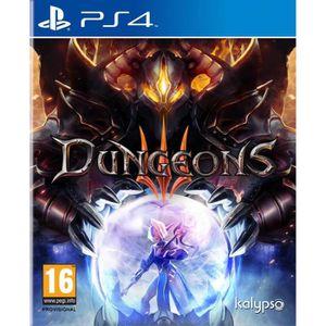 JEU PS4 Dungeons 3 Jeu PS4