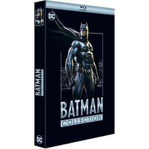 BLU-RAY DESSIN ANIMÉ Coffret Batman Collection - L'intégrale -EN Blu-ra