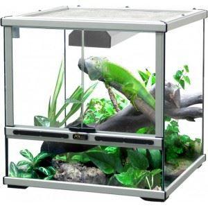 terrarium 45x45x45 achat vente pas cher. Black Bedroom Furniture Sets. Home Design Ideas
