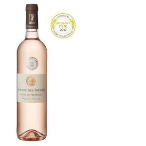 VIN ROSÉ Domaine des Thermes - 2016 - Vin Rosé - AOP Côtes