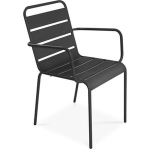 Chaise de jardin metal - Achat / Vente Chaise de jardin metal pas ...