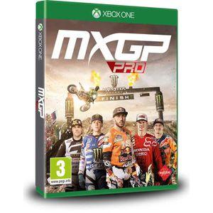 JEU XBOX ONE MXGP PRO