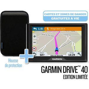 GPS AUTO GPS GARMIN Drive 40 SE LM Edition Limité