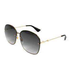 Lunettes de soleil Gucci GG-0225-S -004 - Achat   Vente lunettes de ... 36f2e1652d04