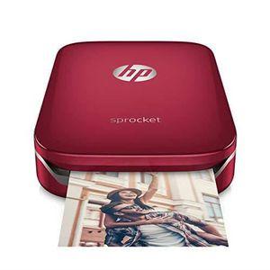 IMPRIMANTE HP Sprocket Imprimante Photo Portable (Bluetooth,