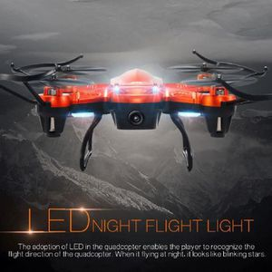 DRONE Drone rc, Quadcoptère avec écran LCD et 2MP HD cam