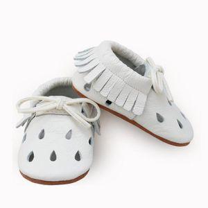 nouveau style d1c2e 49ccf Chaussures Cuir Souple Bébé. Garçons et Filles Sandales. Nouveau-Né