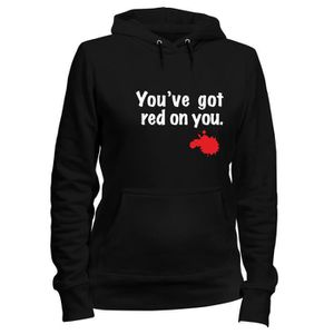 SWEATSHIRT Sweatshirt a Capuche Femme Noir OLDENG00642 SHAUN