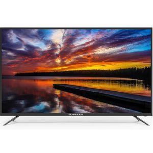 Téléviseur LED SCHNEIDER -LED55-SC1000K TV LED 4K UHD -  55