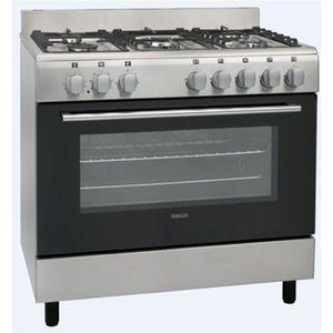 Piano de cuisson 5 gaz et four electrique achat vente - Cuisiniere 3 feux four electrique ...