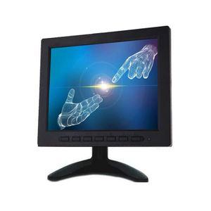 ÉCRAN VIDÉOSURVEILLANCE 8 pouces TFT LCD Écran Moniteur Vidéo Entrée de VG