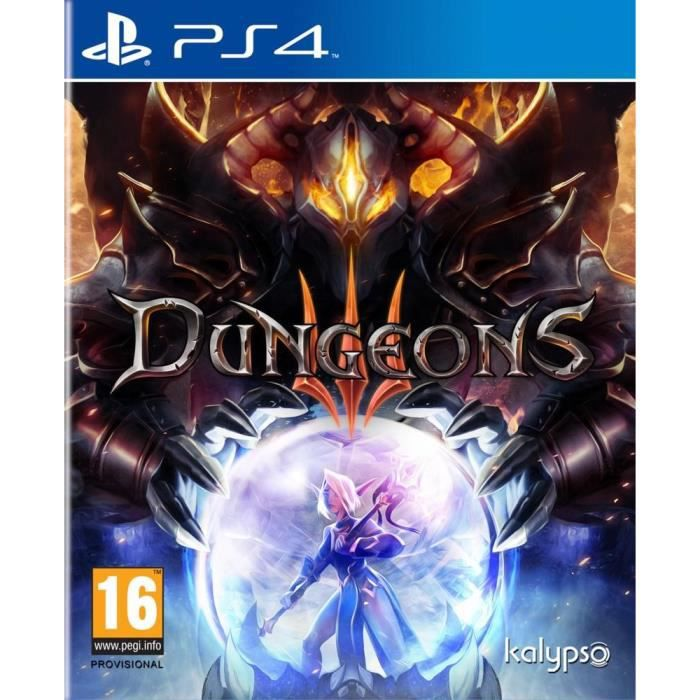 Dungeons 3 Jeu PS4
