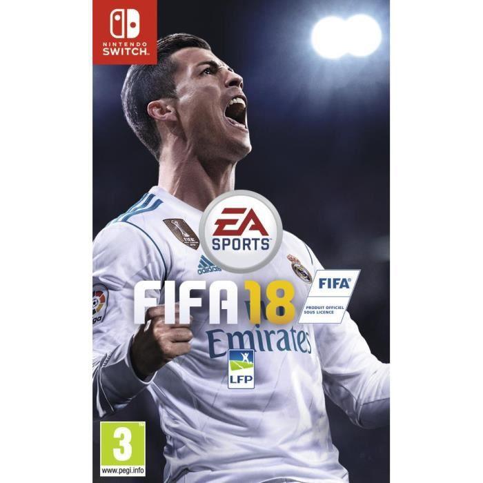 FIFA 18 Jeu Switch