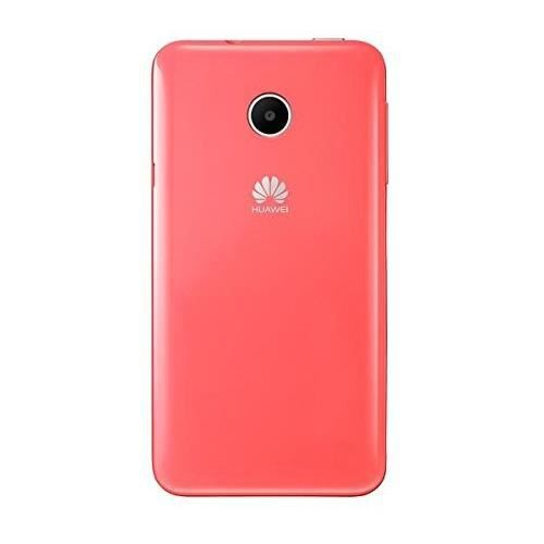 Huawei Coque Arriere Ascend Y330 -Rose