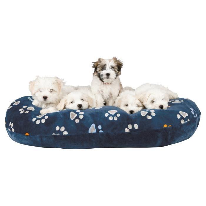 TRIXIE Coussin Jimmy 50x35cm - Bleu - Pour chien