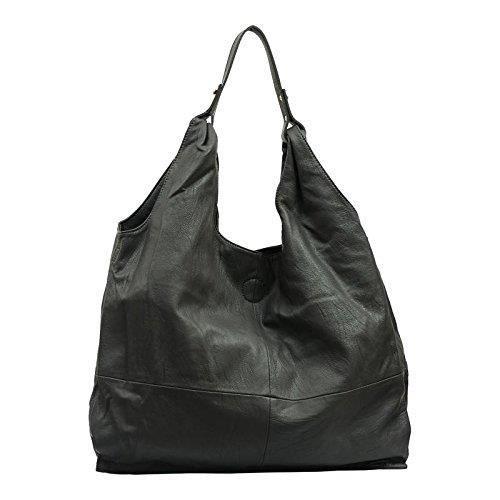 Femmes de remplacement en cuir Un sac Jhola SDB06
