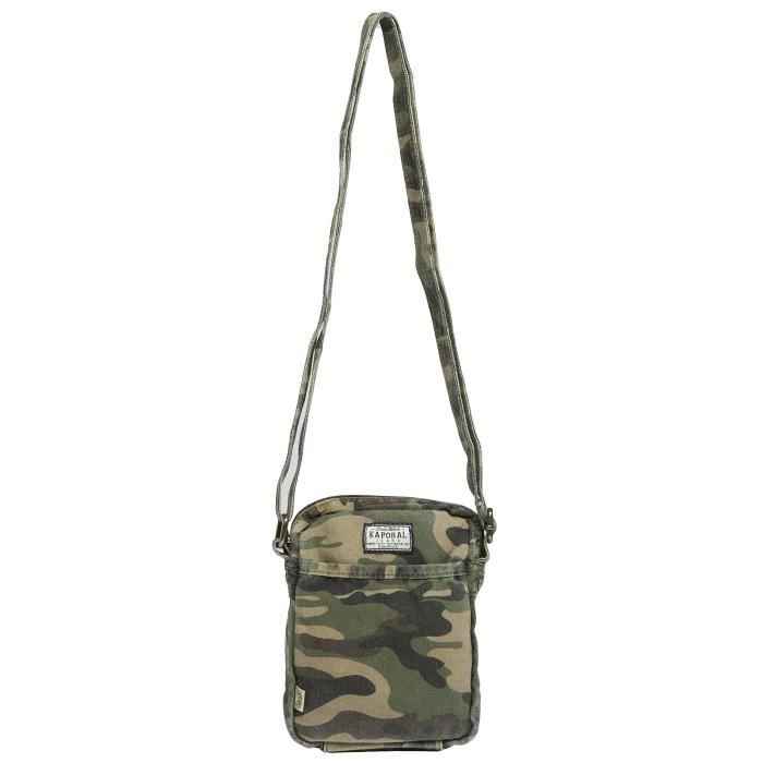 well known website for discount footwear Kaporal Homme Accessoires / Sac Nileke camouflage taille unique