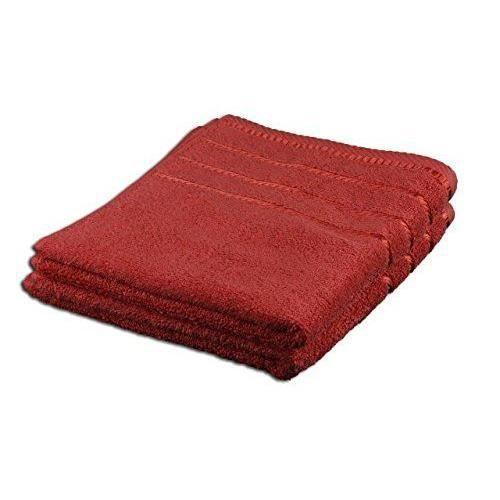 g zze 101 0767 a4 serviettes de toilette orange achat vente serviettes de bain cdiscount. Black Bedroom Furniture Sets. Home Design Ideas