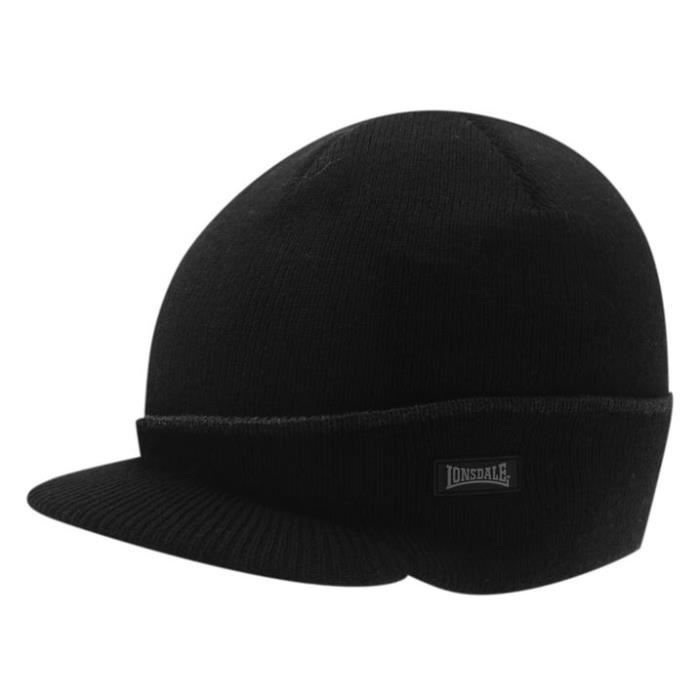 LONSDALE,LONDON bonnet,visiere,homme