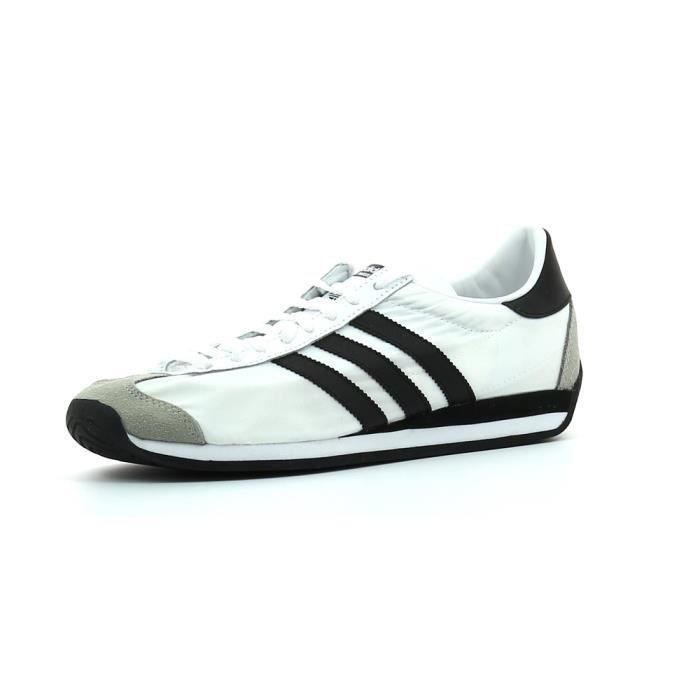 ADIDAS ORIGINALS Baskets Country OG Chaussures Homme Blanc