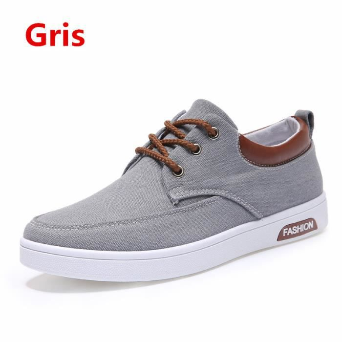 Chaussures Homme Baskets Homme Gris