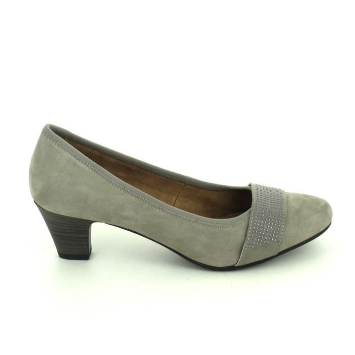 Chaussure de ville JANA Escarpin 22300-24 Gris