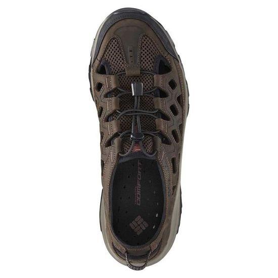 Homme Sandal Sandales Columbia Chaussures Marron Terrebonne jq4R35AL