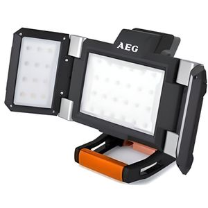 LAMPE DE CHANTIER AEG Projecteur triple panneaux BPL18-0 - 18 V - Sa