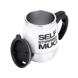 SERVICE À THÉ - CAFÉ Acier inoxydable automatique agitation tasse à caf