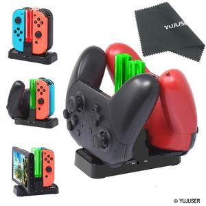 BOITE - MALLETTE Station de Charge pour Nintendo Switch Manette Pro