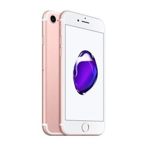 SMARTPHONE iPhone 7 128 Go Or Rose Reconditionné