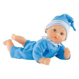 POUPÉE Corolle Mon Premier Bebe Calin Baby Doll, Blue GTF