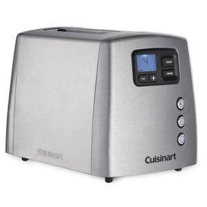 GRILLE-PAIN - TOASTER CUISINART CPT420E Grille-pain - Inox