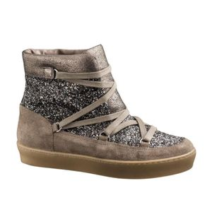280f5b48de6bce Reqins Boots Doublée chaussures femme (taupe) Marron Marron - Achat ...