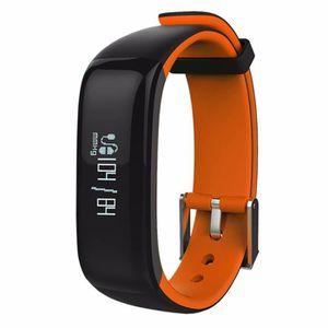 BRACELET D'ACTIVITÉ WEE'PLUG Bracelet sport connecté Bluetooth SB18 -