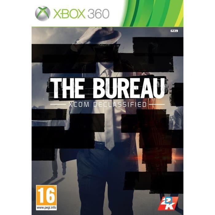 JEUX XBOX 360 The Bureau : Xcom Declassified - Jeu Xbox 360