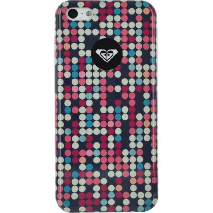 QUIKSILVER Coque Roxy pour Iphone 4 et 4S - Noir