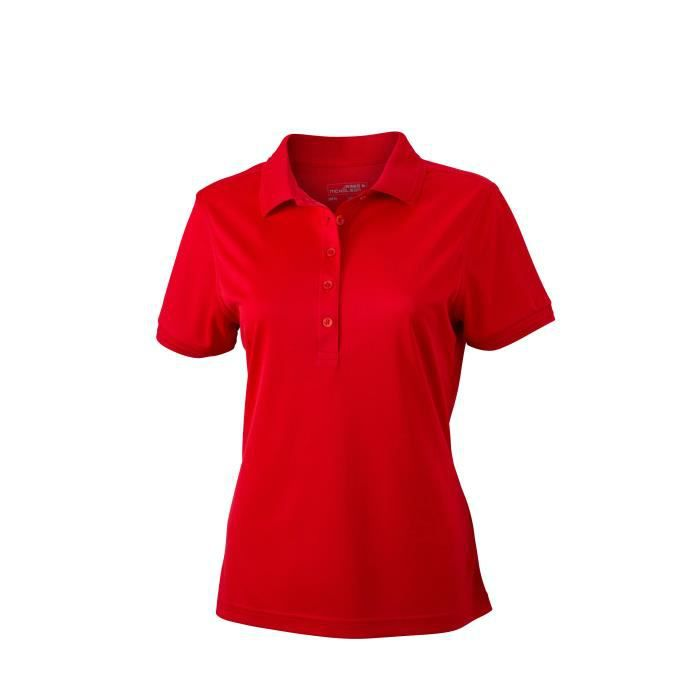 Achat Rouge Polo Vente Micro Polyester Cdiscount w1wqtB6x