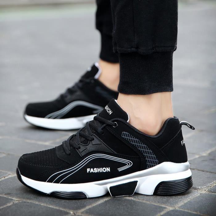 New Löparskor Taille 39-44 pour l homme Sneakers Män Sportskor ... 9812d736feacf