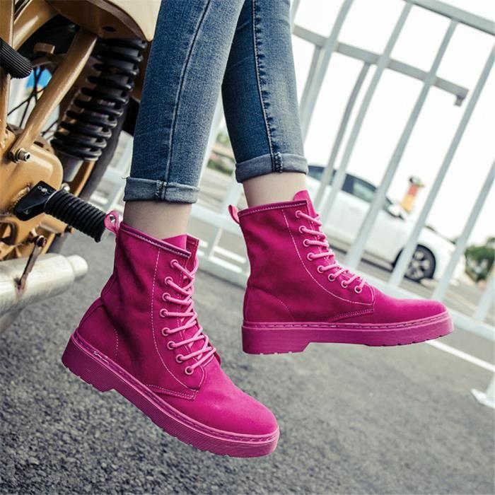 83431960a7388d Confortable Haut Coton Chaussure Extravagant Femme Qualité Botte Super  Bottes Classique FXx5wO6q