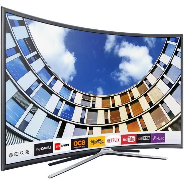 "Téléviseur LED SAMSUNG UE55M6350A TV LED FULL HD 138 cm (55"") -"