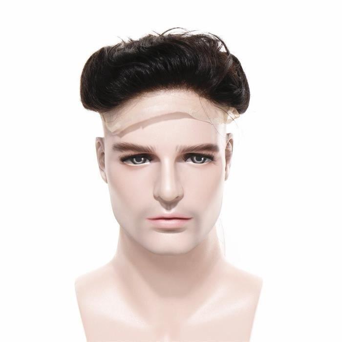perruque homme cheveux naturels paris