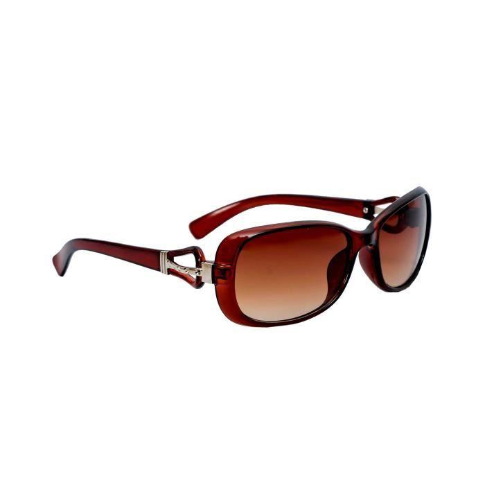 E Fashion Up Uv Protected Oval Sunglasses-2450 J7TEJ
