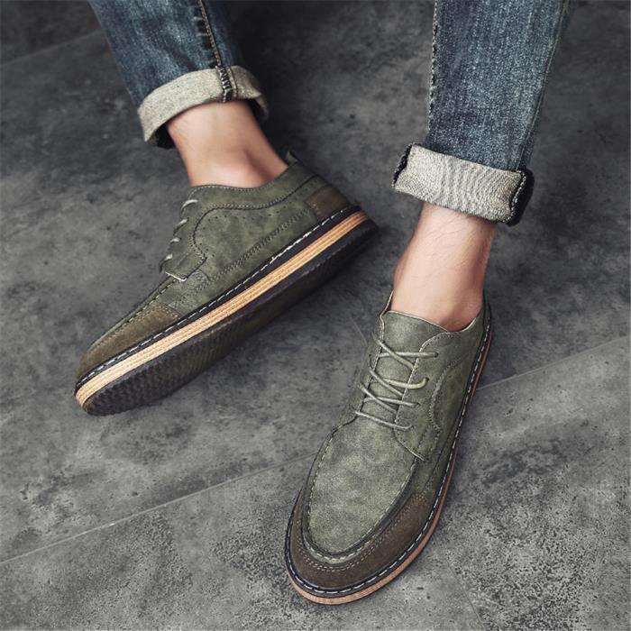 ylx308 Sneaker Hommes Nouveauté Extravagant Chaussure Chaud Poids Léger Sneakers Antidérapant Classique Mode Plus De Couleur Taille