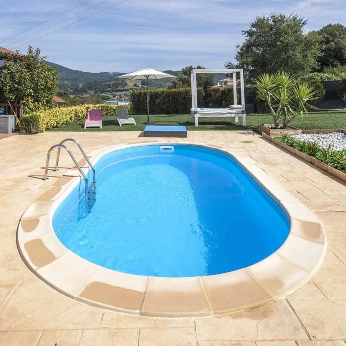 piscine enterre pas cher affordable piscine enterre en kit pas cher luxe piscine hors sol haut. Black Bedroom Furniture Sets. Home Design Ideas